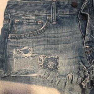 Hollister Shorts - Hollister Denim Shorts